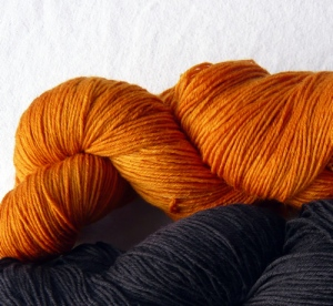 The Yarn Yard Saffron Clan